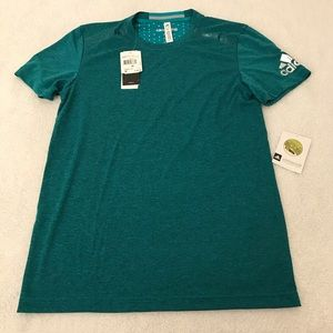 Adidas Teal Work Out Top